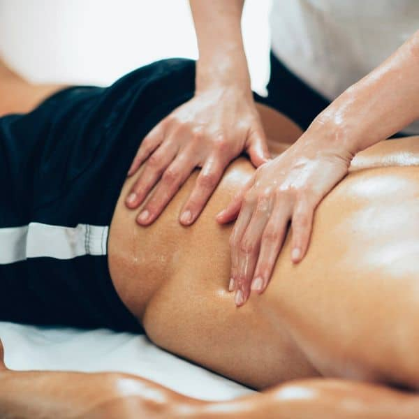 Certificate Sports Massage​ course